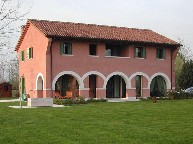 Casa campagna disegno casa di campagna skillful case for Opzioni esterne della casa